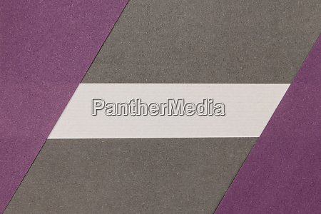white grey and purple coloured paper