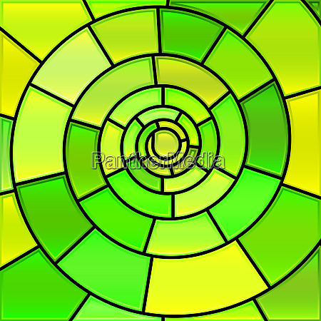 abstract stained glass mosaic background