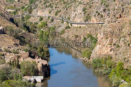 tagus river course