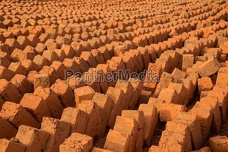bricks of the land