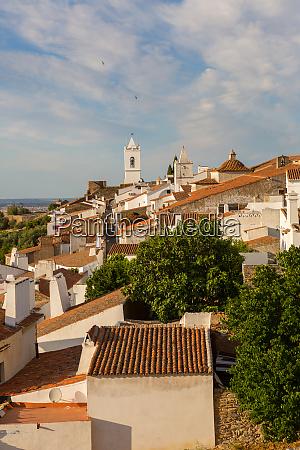 monsaraz in alentejo portugal