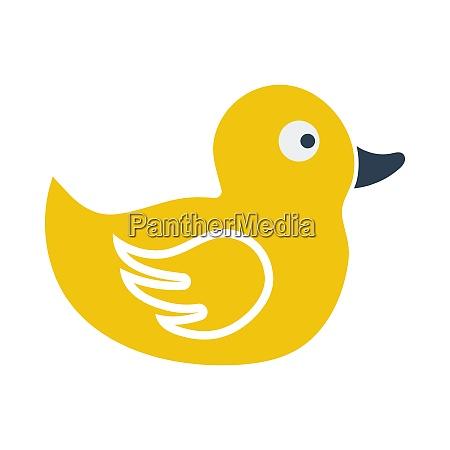 bath duck icon
