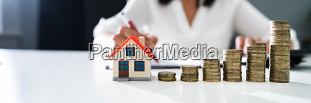 rent house paying property tax