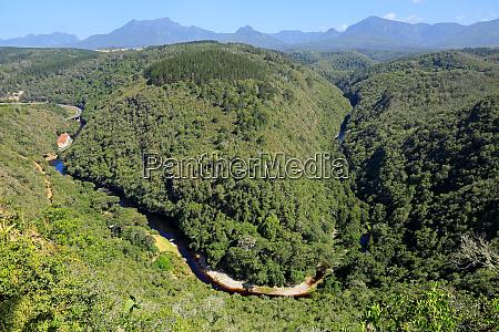 garden route landscape south africa