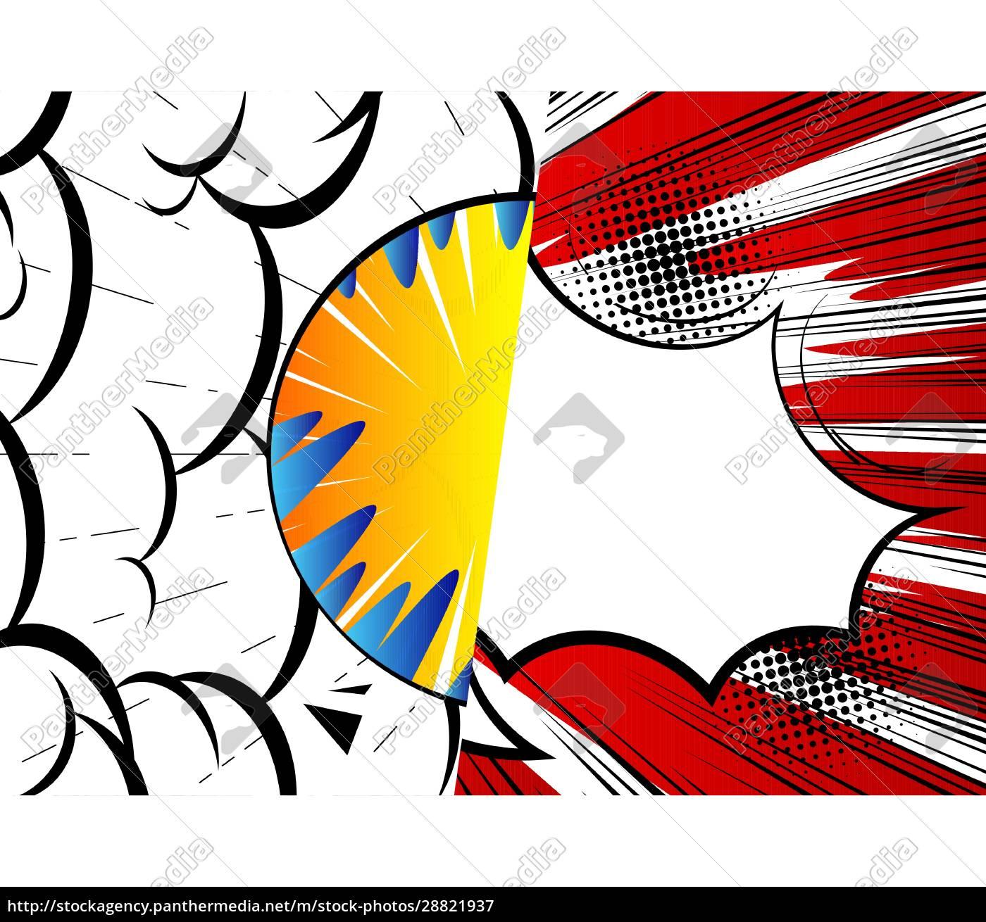 pop, art, comic, design, colored, background. - 28821937
