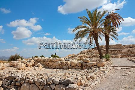 tel megiddo national park israel