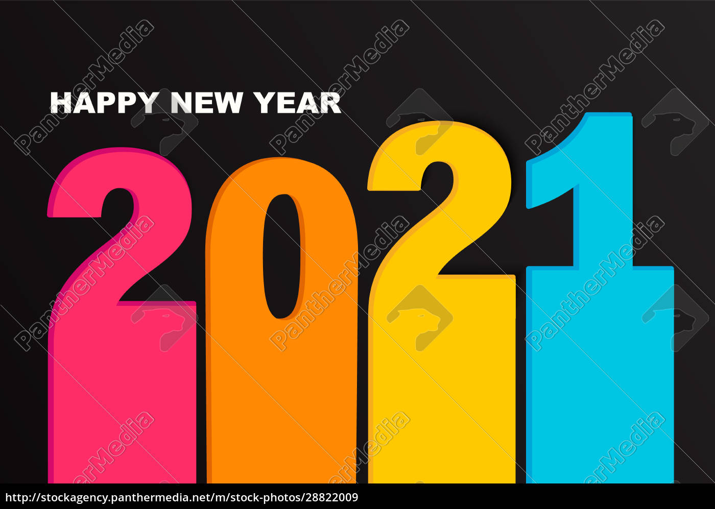 bright, banner, for, new, 2021, year. - 28822009