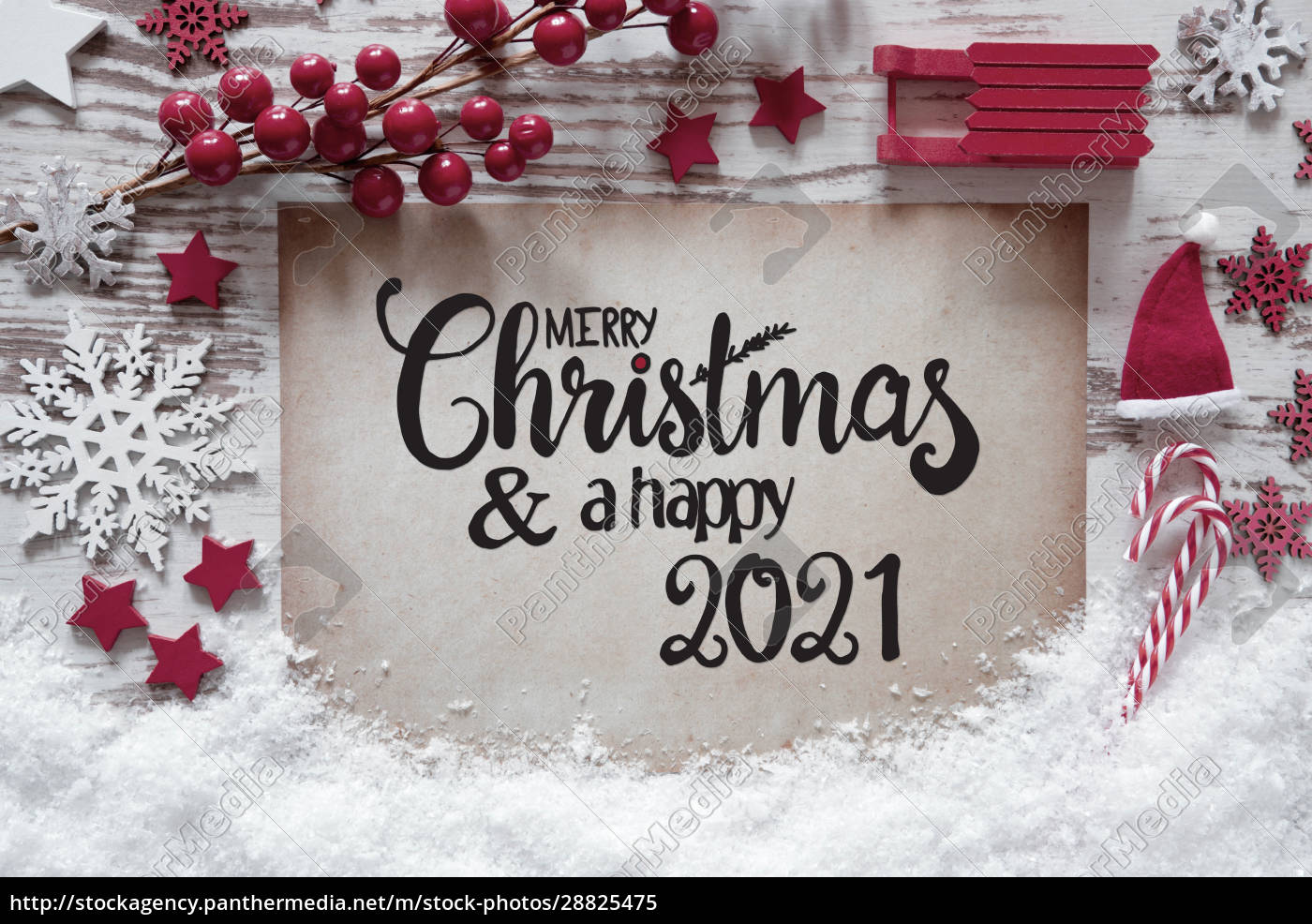 red, christmas, decoration, , paper, , merry, christmas - 28825475