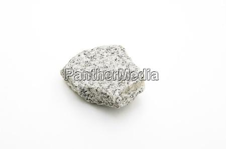 studio photo of gneiss