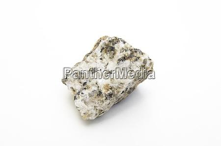 studio photo of potash feldspar