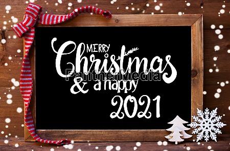 chalkboard christmas decoration snowflakes merry christmas