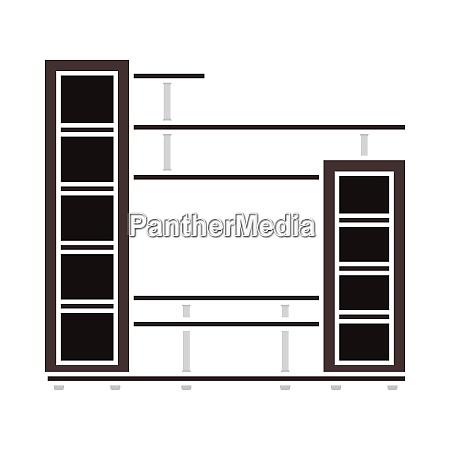 media furniture icon