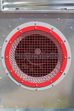 ventilation fan outlet