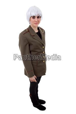 russian army coat