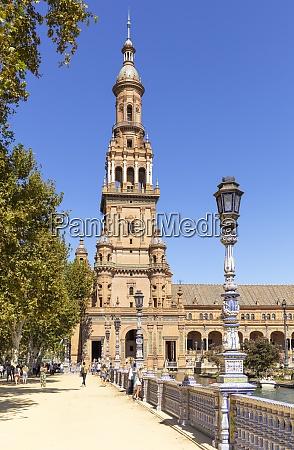 plaza de espana north tower torre