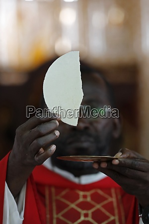 african church sunday catholic mass eucharist