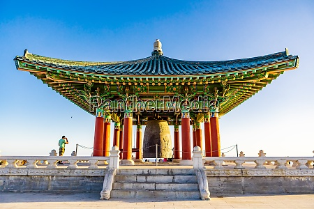 korean friendship bell san pedro california