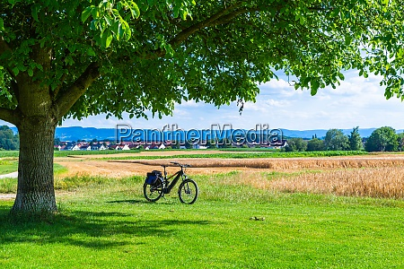 bicycle tour with scenic view