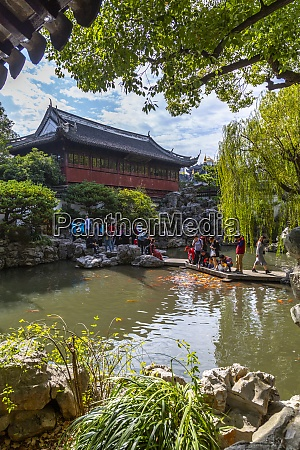 view of traditional chinese architecture in