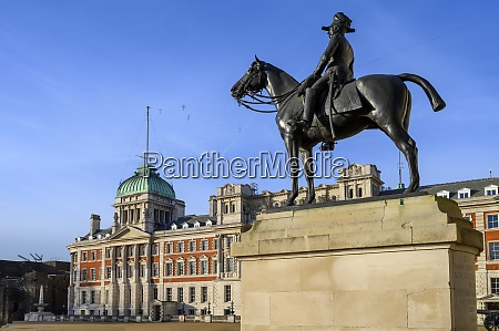 old admiralty building at whitehall with