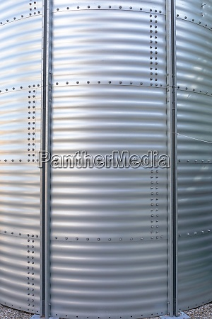 silo wall structure