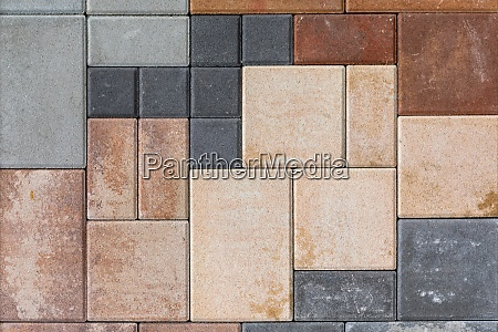 stone tiles structure
