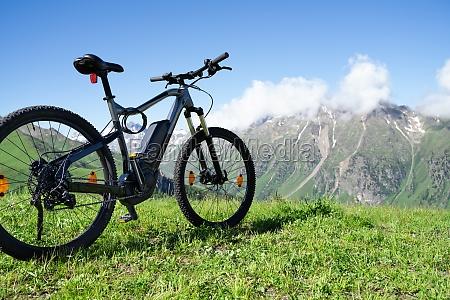 e bike bicycle in austria