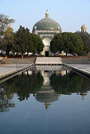 afaq khoja mausoleum near kashgar the