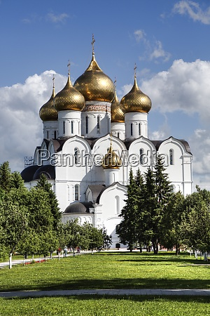 assumption cathedral unesco world heritage site