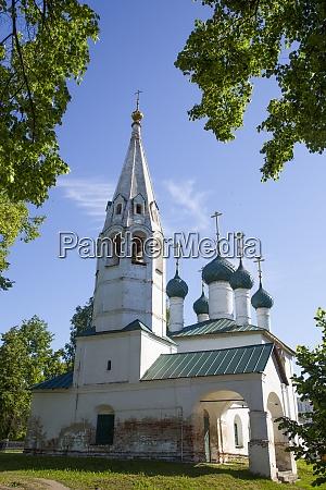 church of st nicholas rublemy unesco
