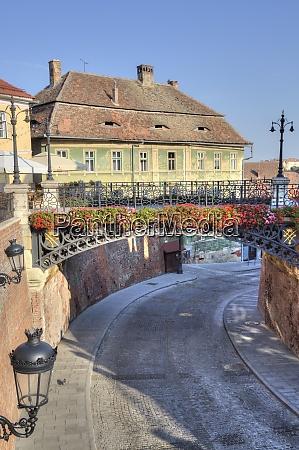 liars bridge sibiu transylvania region romania