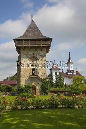 tower humor monastery 1530 unesco world