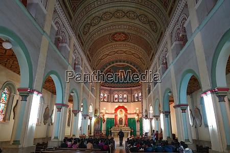 holy name of jesus cathedral fianarantsoa