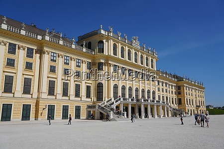 schonbrunn palace unesco world heritage site