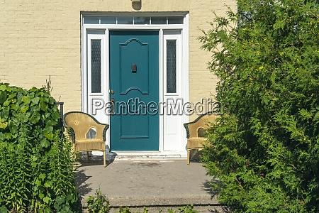 new door in an old house