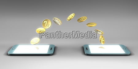 mobile phone internet banking
