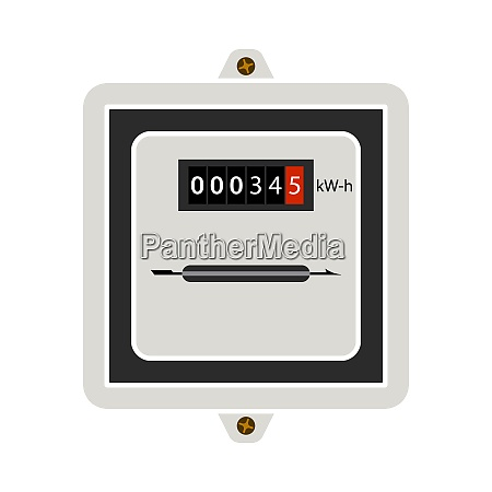 electric meter icon