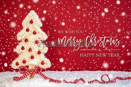 tree ball merry christmas and a