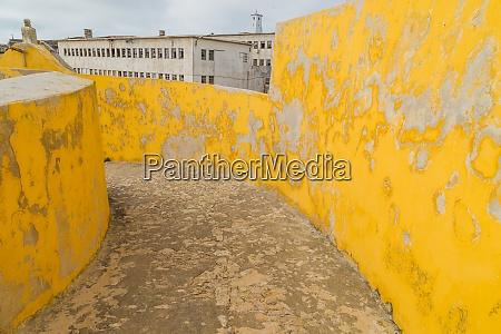fortress of peniche portugal