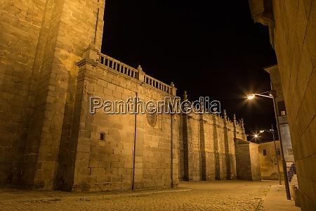 avila cathedral spain