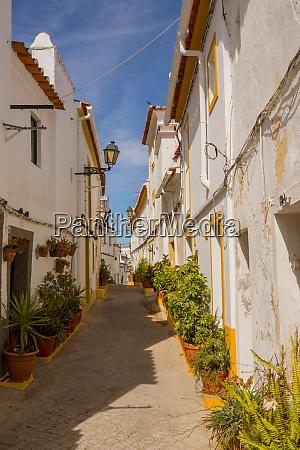streets of elvas