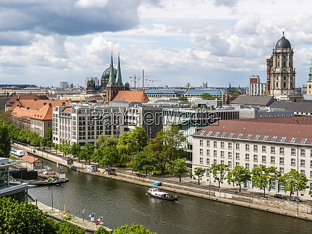 downtown of berlin berlin mitte germany