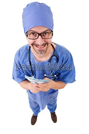 doctor full length