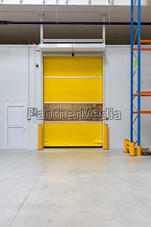 automatic warehouse door