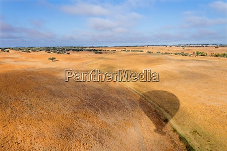 alentejo from balloon