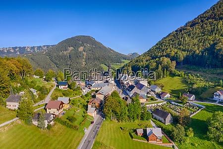 annaberg in lower austria europe