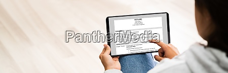 e invoice software electronic statement