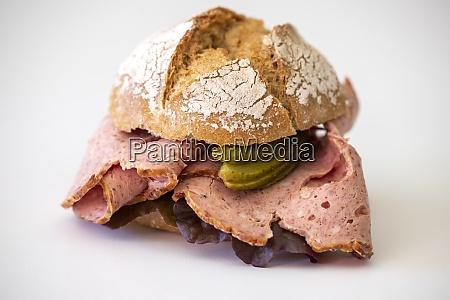 meat loaf bun