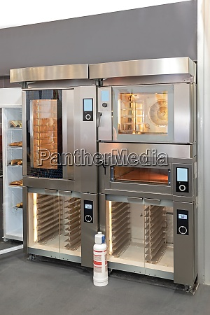 oven in bakery