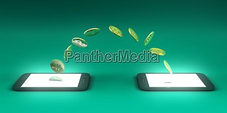 smart phone banking